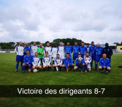 Match Dirigeants – Vétérans