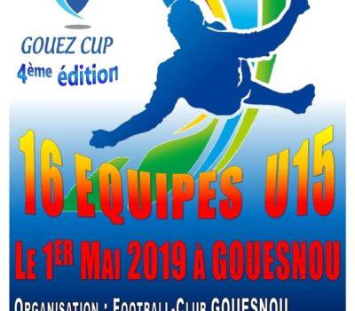 4ème édition GOUEZ CUP