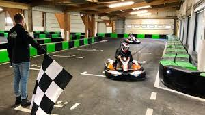 U17 / U18 : Inscriptions pour l'activité Karting
