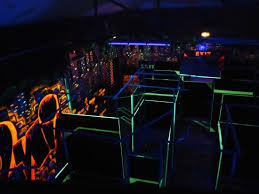 U14 / U15 / U16 : Insriptions pour l'activité Laser Game