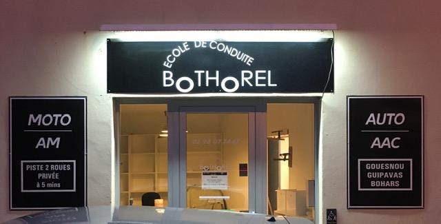 1 jour, 1 sponsor – Auto-école Bothorel