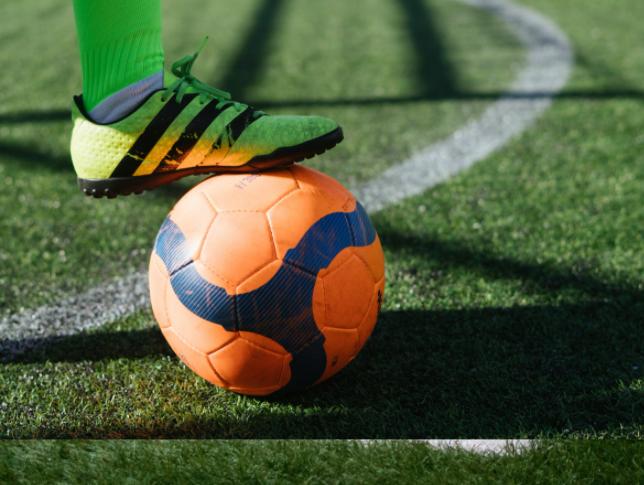 Programme de l'école de football pour la quinzaine des vacances scolaires