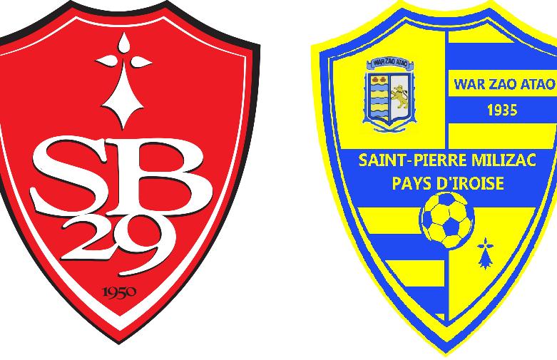 SB 29 équipe 2 contre Milizac le samedi 21 à 18h00 au Crann