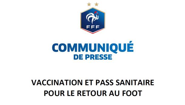 Reprise / Pass sanitaire